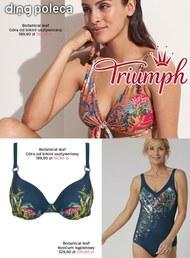 Triumph - kostiumy kąpielowe w niskich cenach