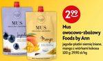 Mus owocowy Foods by Ann