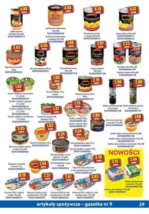 At - nowa oferta spożywcza