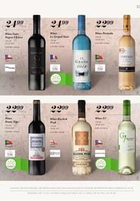 Gazetka promocyjna Stokrotka Supermarket - Oferta alkoholowa Stokrotka