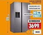 Lodówka Samsung