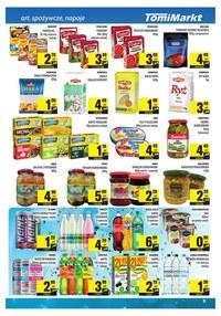 Gazetka promocyjna TomiMarkt - Zakupy dla Twojej rodziny w TomiMarkt