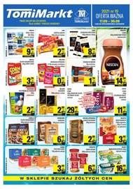 Zakupy dla Twojej rodziny w TomiMarkt