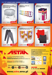 Gazetka promocyjna Astra - Szeroki wybór w Astra