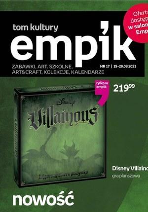 Gazetka promocyjna EMPiK - Nowość w sklepach Empik