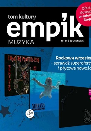Gazetka promocyjna EMPiK - Katalog muzyczny Empik