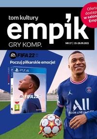 Gazetka promocyjna EMPiK - Oferta cała dla graczy - Empik