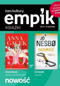 Nowości książkowe w Empik