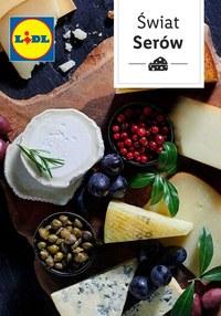 Gazetka promocyjna Lidl - Świat serów w Lidlu - ważna do 26-09-2021