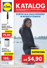 Gazetka promocyjna Lidl - Najtaniej w historii Lidla
