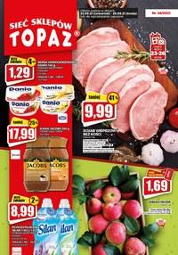 Gazetka promocyjna Topaz - Topaz - sprawdź nowe okazje cenowe! - ważna do 29-09-2021