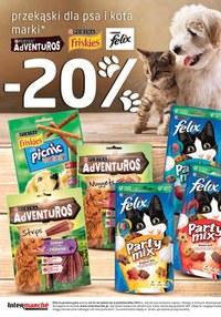 Gazetka promocyjna Intermarche Super - Katalog zwierzaki w Intermarche