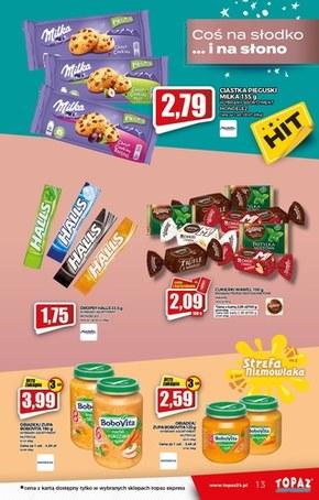 Promocje w Topaz Express!