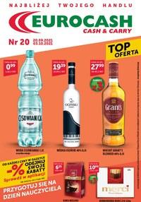Gazetka promocyjna Eurocash Cash&Carry - Eurocash Cash & Carry - nowa gazetka - ważna do 03-10-2021