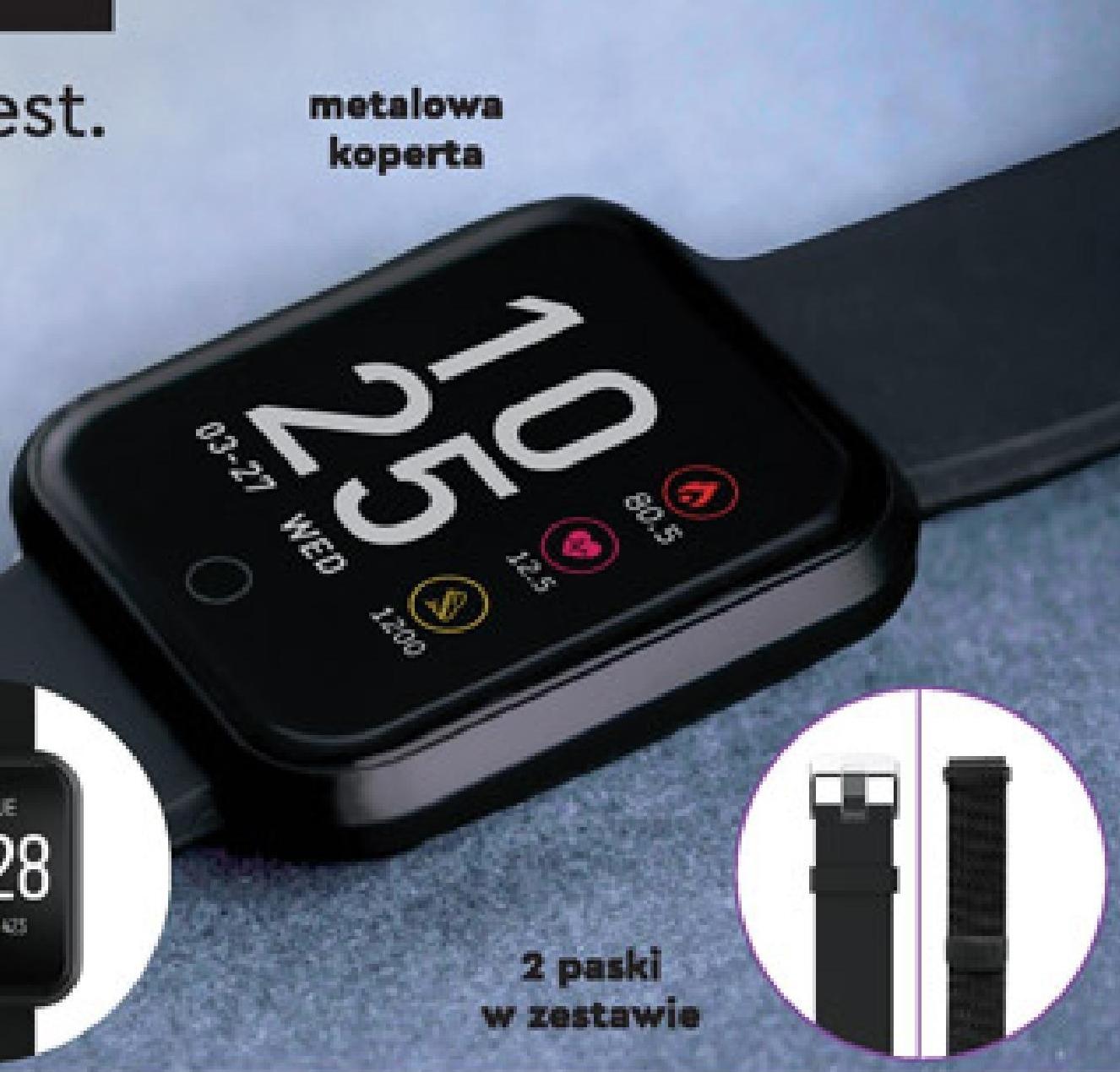 Smartwatch Forever niska cena