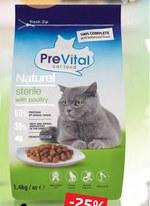Karma dla kota Prevital