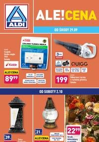 Gazetka promocyjna Aldi - Aldi - ale cena! - ważna do 02-10-2021