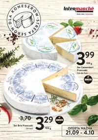Gazetka promocyjna Intermarche Super - Katalog serów Intermarche!
