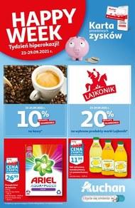 Happy Week w Auchan!