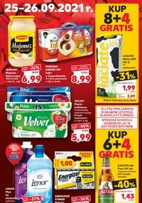 Gazetka promocyjna Kaufland - Kaufland - super marki