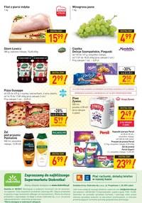 Gazetka promocyjna Stokrotka Supermarket - Odkrywaj świat czarodziejów w Stokrotce