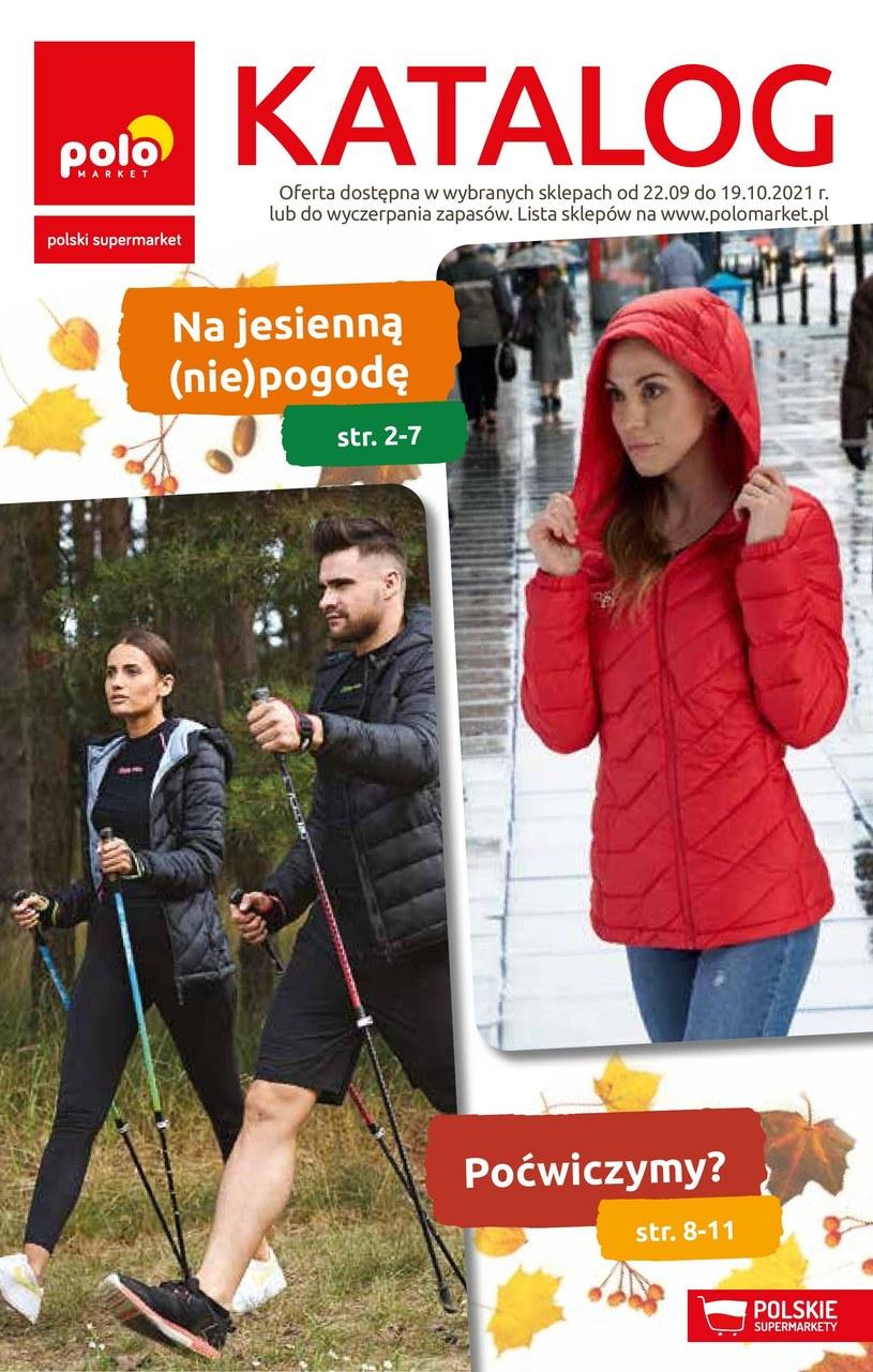 Gazetka promocyjna POLOmarket - ważna od 22. 09. 2021 do 19. 10. 2021