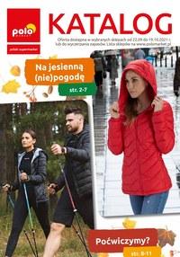 Gazetka promocyjna POLOmarket - Polomarket - na jesienną (nie)pogodę - ważna do 19-10-2021