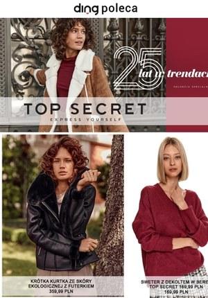 Gazetka promocyjna Top Secret - Nowe trendy w Top Secret