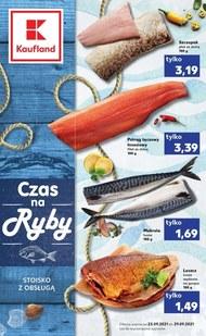 Świeże ryby w Kauflandzie
