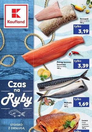 Gazetka promocyjna Kaufland - Świeże ryby w Kauflandzie