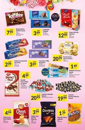 Słodkości w Społem BIałystok