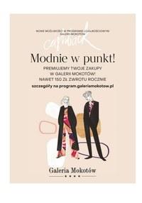 Gazetka promocyjna Galeria Mokotów - Moc sztuki w Galerii Mokotów