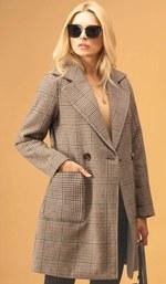 Płaszcz damski Textil Market