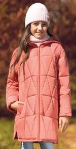 Płaszcz dziewczęcy Textil Market