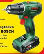 Wiertarko-wkrętarka Bosch