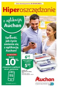 Hiperoszczędzanie w Auchan Hipermarket