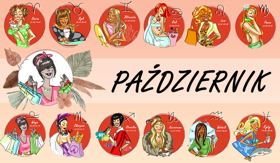 Horoskop październik 2021