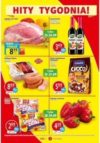 Gazetka promocyjna Prim Market - Świeżo i lokalnie w Prim Market!