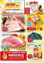 Świeżo i lokalnie w Prim Market!