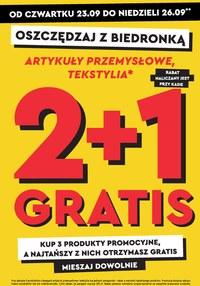 Gazetka promocyjna Biedronka - W tym tygodniu w Biedronce!