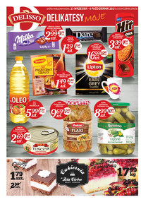 Gazetka promocyjna Delisso - Świeże produkty w Delisso