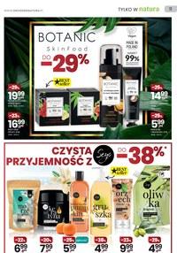 Gazetka promocyjna Drogerie Natura - Drogerie Natura - piękne strony jesieni