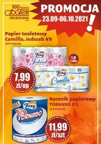 Gazetka promocyjna PSS Bochnia - Gazetka promocyjna PSS Bochnia