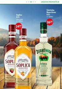 Gazetka promocyjna Żabka - Oferta miesiąca alkohole - Żabka