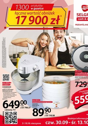 Gazetka promocyjna Selgros Cash&Carry - Artykuły przemysłowe w Selgros