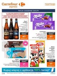 Carrefour Express - oferta handlowa
