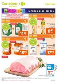 Carrefour Express - impreza niskich cen