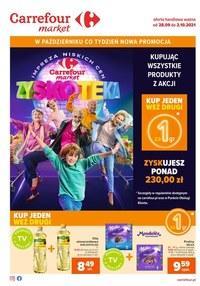 Gazetka promocyjna Carrefour Market - Carrefour Market - co tydzień nowa promocja!
