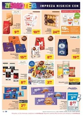 Carrefour - zyskoteka!