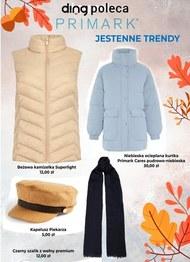 Moda na jesień w Primarku